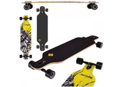 "Street Surfing 39"" Longboard Freeride Dragon"