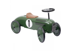 Retro Loopauto Britisch Racing Green
