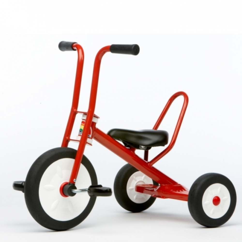 Italtrike Professioneel Red Speedy Driewieler