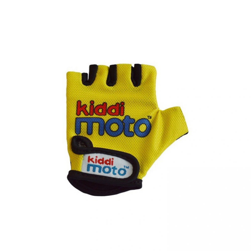 Handschoenen Kiddimoto Geel Medium