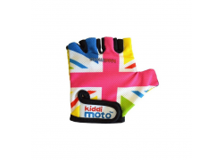 Handschoenen Kiddimoto Rainbow Union Jack Medium