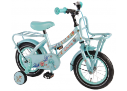 "12"" Volare Tattoo Girl Meisjesfiets"