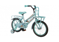 "16"" Volare Tattoo Girls Meisjesfiets"