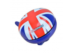 Fietsbel Kiddimoto Large Union Jack