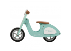 Little Dutch Loopscooter Mint