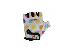 Handschoenen Kiddimoto Pastel Dotty Medium
